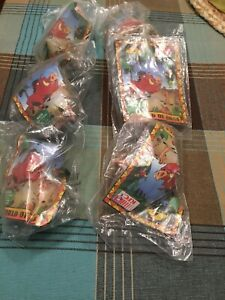 KFC Kids Meal The Lion King Timon & Pumbaa World Of Bugs Action Toys Lot Of 6