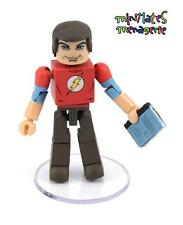 Big Bang Theory Minimates # 2 Sheldon Cooper with Roommate Agreement