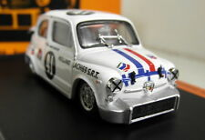 Brumm 1/43 Scale R420 Fiat Abarth 1000 Zandvoort Trophy 1969 diecast model car
