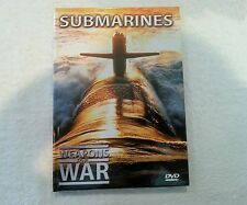Weapons of War: Submarines DVD and Hardcover Booklet 2006