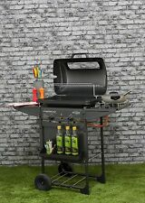CAMPINGAZ GAS BARBECUE EXPERT DELUXE WITH STONE LAVA ROCK STOVE GRILL BBQ