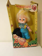 Bambola FIBA SORRISINI FORTUNELLINI CLOWN Cm 23 DOLL in BOX (Cod. F5) VINTAGE