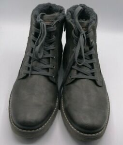 MUSTANG Winter Boots Schuhe Stiefel Gr. 45 Neu