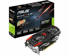 ASUS NVIDIA GeForce GTX 760  2 GB  GK104 Video Card 2G D5 256bit 2GB HDMI 2×DVI
