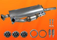 Catalizzatore + Marmitta Centrale Toyota Rav 4 III 2.0 Vvt-I 112kW 1AZ-FE OE