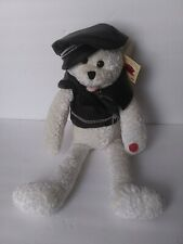 PBC Chantilly Lane Harley Davidson singing born to be wild biker teddy bear