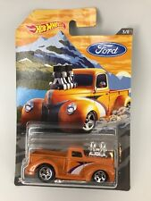 2018 Hot Wheels '41 Ford Pickup - Walmart Exclusive- Ford Truck Series #3/8