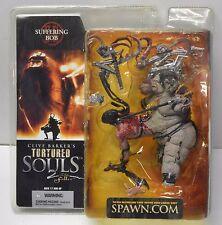 Mcfarlane Toys Clive Barker Tortured Souls SUFFERING BOB Action Figure NIP 2002