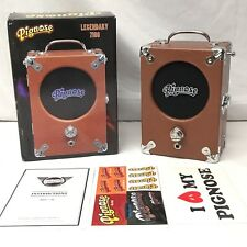 NEW Legendary Pignose 7-100 Portable Amp. Battery Powered
