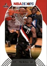 2020-21 NBA Hoops Hassan Whiteside Portland Trail Blazers #187