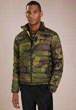 Polo Ralph Lauren Men's Camouflage Packable Down Jacket. Size: XL