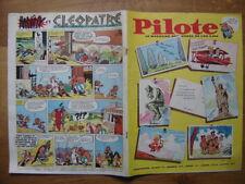 1964 PILOTE 247 pilotorama SLE HILTON DE NEW YORK Asterix et Cleopatre Duduche