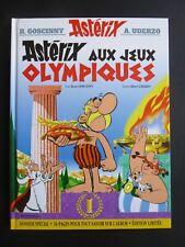 EO Edition limitée + 16p dossier « Astérix aux jeux olympiques » UDERZO GOSCINNY