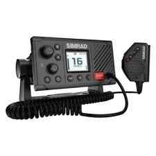 Simrad Rs20S Black Fixed Mount Vhf Radio