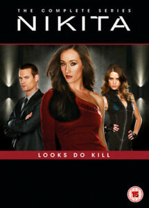 Nikita Seasons 1 to 4 Complete Collection NEW DVD region 2