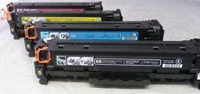 4 Original Toner HP 304A Color LaserJet CP2025 DN CM2320 nf/CC530A -CC533A