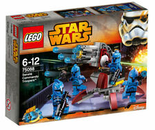 Senate Commando Blue LEGO Buidling Toys