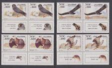 Israel - Birds of Prey - MUH Pairs