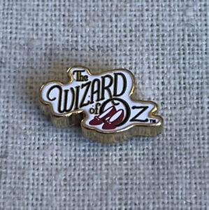 Genuine Origami Owl WIZARD OF OZ Movie Logo FLOATING ENAMEL CHARM New