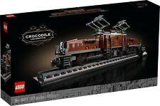 LEGO CREATOR 10277 Crocodile Locomotive BRAND NEW and SEALED!