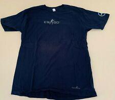 CSGO Counter-Strike Global Offensive T-Shirt XL Extra Large Logo CS:GO Promo