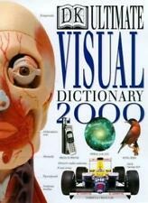 NEW Book Hardcover Ultimate Visual Dictionary 2000 by Dorling Kindersley W Dust