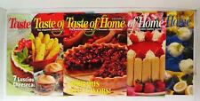 5 TASTE OF HOME Recipe Magazines Issues February through November 2004