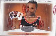 Fleer Not Autographed Box Basketball Trading Cards
