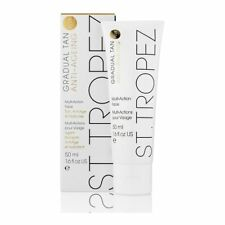 St. Tropez Gradual Tan Anti-Ageing Face Cream Multi-Action/Moisturiser/50ml/NEW