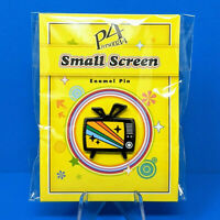 Atlus Persona 4 Golden Midnight Channel TV Screen Enamel Pin Figure PS3 PS VITA