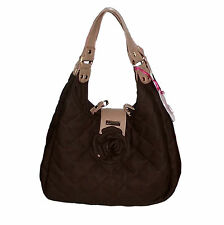 BORSA  CAMOMILLA LAMARTINA SHOULDER    CAM12897 BAGS  BROWN