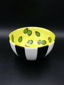 T Gabells Too Olive Bowl