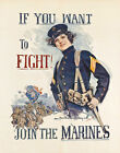 Howard Chandler Christy If You Want To Fight Canvas Print 16 x 20      # 6385