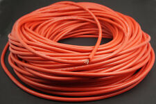Tinning Tesla Coil Laser Wire 40KV High Voltage Cable High Pressure Line 22AWG