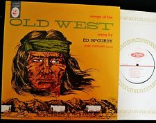 édition McCurdy ELEKTRA 112 Songs of the Old Ouest