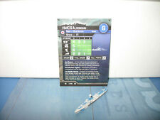 Axis & Allies War at Sea Surface Action HMCS Algonquin 1/40