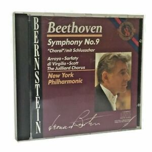 CD - Beethoven - Synphony N°9