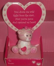 """Little Tiger Cub"""".Now You'Ve Gone & Captured My Heart"""" Little Luvins Figurine"""