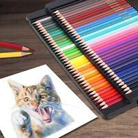 72 Aquarell Buntstifte Set,Buntstifte,Brillanten Farben Bleistifte, Zeichnen