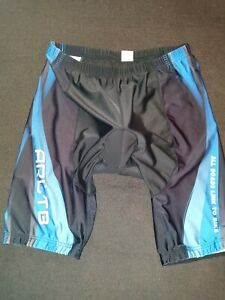 ARL'TB All Roads Link To Bike Mens Bib Shorts Size 3XL Multicolor Padded