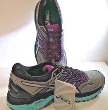 ASICS Women's GT-2000 5 Trail Runner, Aluminum/Silver/Orchid, 7 US