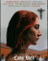 Saoirse Ronan Lady Bird Actress Signed 8x10 Autographed Photo COA 01