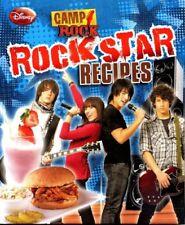 Disney Camp Rock Star Recipes - Jonas Brothers, Mi