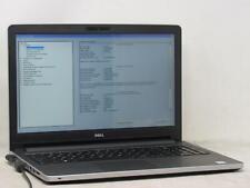"DELL INSPIRON 5559 15.6"" Laptop Intel Core i5-6200U 2.30GHz 8GB RAM 320GB No OS"