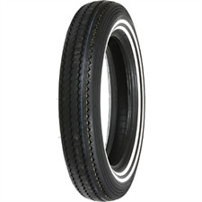 MT90-16 (74H) Shinko Classic 240 Motorcycle Tire Double White Wall 87-4112