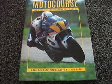 Motocourse 1989-90 Motorcycle Grand Prix Annual 14th ed. good condition with DW