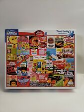 """White Mountain Puzzle G BETTY CROCKER #1275 1000 Pieces 24""""x30""""  Complete"""