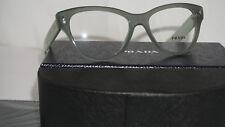 aec05a9b2894 Prada RX Eyeglasses New Authentic Opal Dark Green PR 23SV UEI1O1 52 17 140