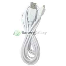 25 New Micro 10Ft Usb Battery Charger Data Cable Cord For Android Cell Phone Hot