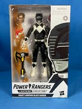 Power Rangers Lightning Collection - Mighty Morphin Black Ranger - Hasbro